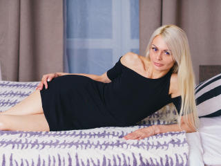 Photo de profil sexy du modèle BabeLadyHotty, pour un live show webcam très hot !