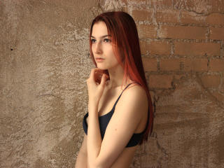 Picture of the sexy profile of CindyShape, for a very hot webcam live show !