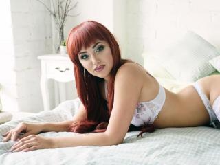 Velmi sexy fotografie sexy profilu modelky DiamondGirl69 pro live show s webovou kamerou!