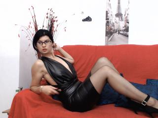 Photo de profil sexy du modèle LovelyDream, pour un live show webcam très hot !