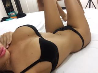 Picture of the sexy profile of MellanieW, for a very hot webcam live show !