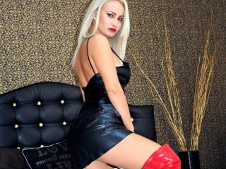 Picture of the sexy profile of MissElisse, for a very hot webcam live show !