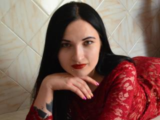 Picture of the sexy profile of NaamRay, for a very hot webcam live show !