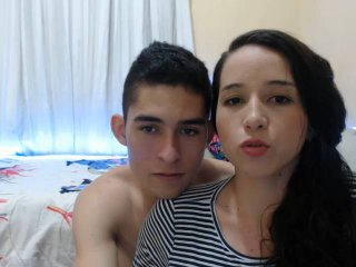 CamilaAndDaniel strap on webcam sex