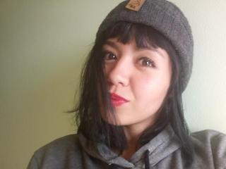 Sexy profile pic of SakuraKumi