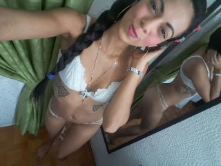 StefaniaLove wet webcam model