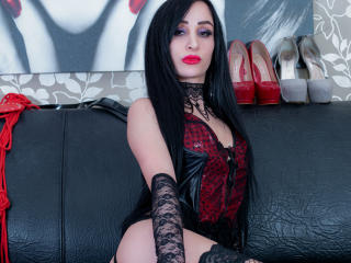 Photo de profil sexy du modèle AdelaSky, pour un live show webcam très hot !