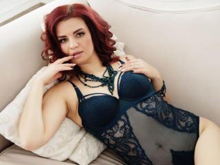 Foto de perfil sexy de la modelo AleksiaFleur, ¡disfruta de un show webcam muy caliente!