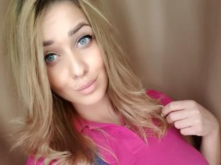 Hình ảnh đại diện sexy của người mẫu AmaSun để phục vụ một show webcam trực tuyến vô cùng nóng bỏng!