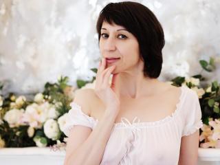 Foto de perfil sexy de la modelo Ammillia, ¡disfruta de un show webcam muy caliente!