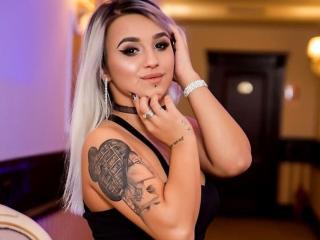 Model AmyRosse'in seksi profil resmi, çok ateşli bir canlı webcam yayını sizi bekliyor!