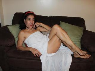 Velmi sexy fotografie sexy profilu modelky AnalCab pro live show s webovou kamerou!