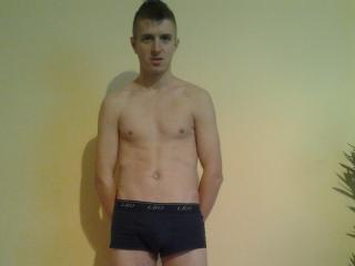Picture of the sexy profile of AndresTwink, for a very hot webcam live show !