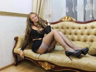 Velmi sexy fotografie sexy profilu modelky AngelikaLove pro live show s webovou kamerou!