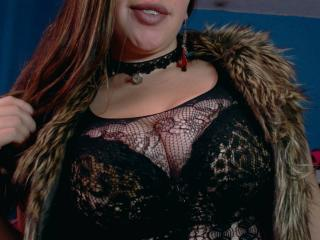 Picture of the sexy profile of Annastasia69, for a very hot webcam live show !