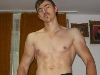 Picture of the sexy profile of ArickHunk, for a very hot webcam live show !
