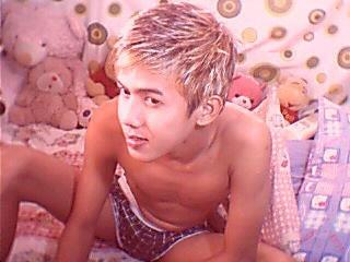 Picture of the sexy profile of Asianslimguy, for a very hot webcam live show !