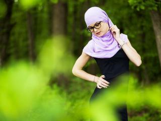Photo de profil sexy du modèle Ayira, pour un live show webcam très hot !
