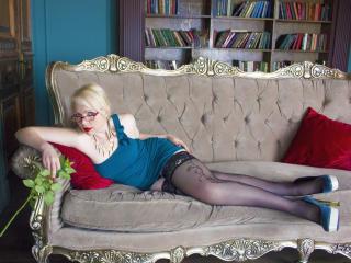 Velmi sexy fotografie sexy profilu modelky BeatifullHellen pro live show s webovou kamerou!