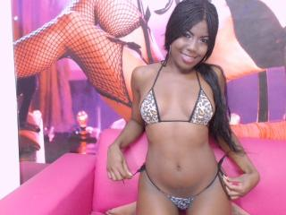 Photo de profil sexy du modèle BlackRealSquirt, pour un live show webcam très hot !