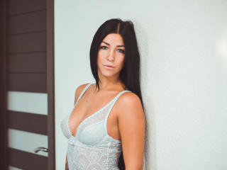 Photo de profil sexy du modèle BriannaModel, pour un live show webcam très hot !