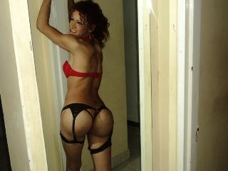 Picture of the sexy profile of BrigithTs, for a very hot webcam live show !