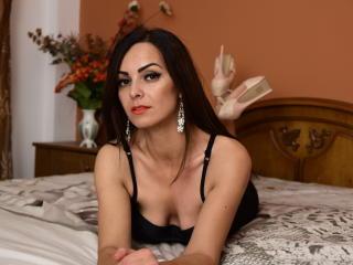 Velmi sexy fotografie sexy profilu modelky CherryLoveFetish pro live show s webovou kamerou!