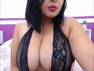 Picture of the sexy profile of ChiaraX, for a very hot webcam live show !