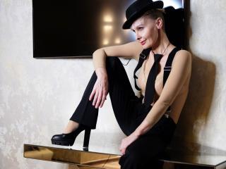 Velmi sexy fotografie sexy profilu modelky CirceyaLady pro live show s webovou kamerou!