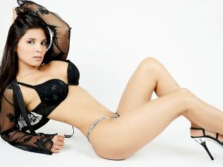 Foto de perfil sexy de la modelo ClaritaX, ¡disfruta de un show webcam muy caliente!