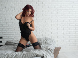 Sexet profilfoto af model ClearX, til meget hot live show webcam!