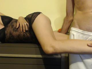 Picture of the sexy profile of CoupleLibertin, for a very hot webcam live show !