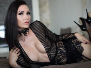 Hình ảnh đại diện sexy của người mẫu CrystalRay để phục vụ một show webcam trực tuyến vô cùng nóng bỏng!