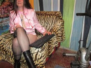 Hình ảnh đại diện sexy của người mẫu Damini để phục vụ một show webcam trực tuyến vô cùng nóng bỏng!