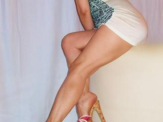 Picture of the sexy profile of Danays, for a very hot webcam live show !