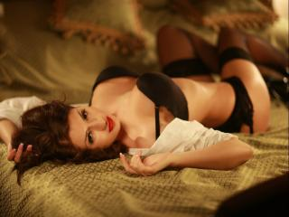 Velmi sexy fotografie sexy profilu modelky DenizzeOne pro live show s webovou kamerou!