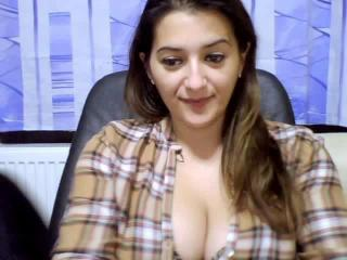 Picture of the sexy profile of DiamondLove, for a very hot webcam live show !