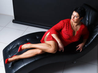 Velmi sexy fotografie sexy profilu modelky DirtyDreams pro live show s webovou kamerou!