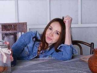 Velmi sexy fotografie sexy profilu modelky DorothyDiamond pro live show s webovou kamerou!