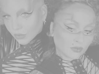Photo de profil sexy du modèle FuckingDolls, pour un live show webcam très hot !