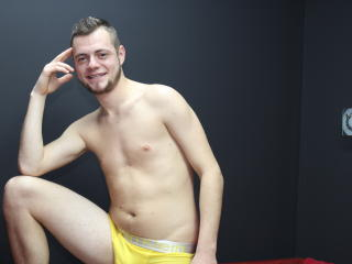 Picture of the sexy profile of GerryHung, for a very hot webcam live show !