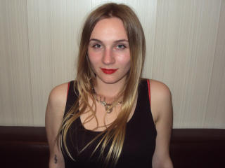 Sexy profilbilde av modellen  HollyGolightly, for et veldig hett live webcam-show!