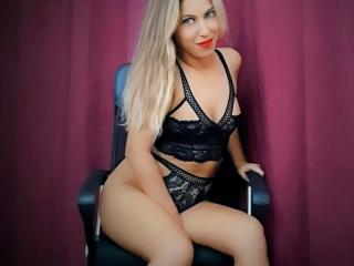 Picture of the sexy profile of HottMya, for a very hot webcam live show !