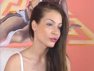 Picture of the sexy profile of KattyDoll, for a very hot webcam live show !