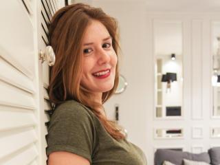 Model KimmySweet'in seksi profil resmi, çok ateşli bir canlı webcam yayını sizi bekliyor!
