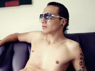 Picture of the sexy profile of LatinHornyGuyxx, for a very hot webcam live show !