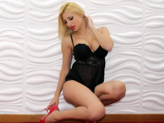 Picture of the sexy profile of LeticiaLee, for a very hot webcam live show !