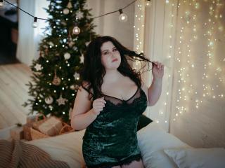 Velmi sexy fotografie sexy profilu modelky LetItSnow pro live show s webovou kamerou!