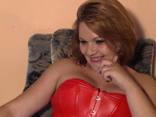 Sexy profilbilde av modellen  LigiaKiss, for et veldig hett live webcam-show!