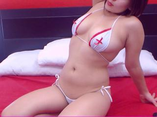 Photo de profil sexy du modèle LizVicious, pour un live show webcam très hot !